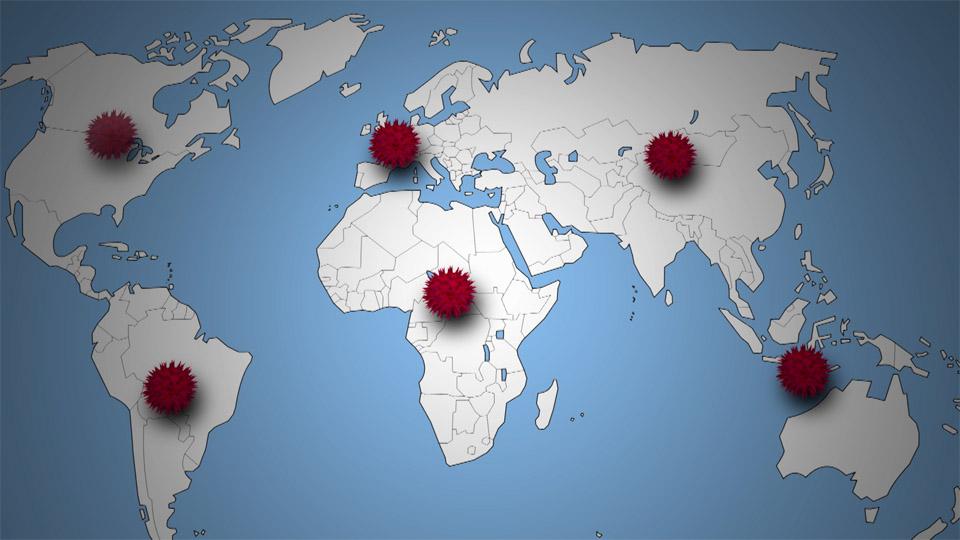 Le sida : la géographie - Corpus - réseau Canopé